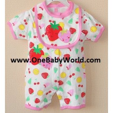Adorable Wear (SS)- Just Smile Berries