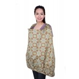 Autumnz POSH Nursing Cover - Tribe Coffee