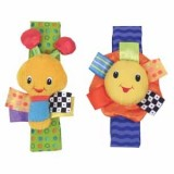 Bright Starts - Wrist Rattles Set (2pc) *BEST BUY*