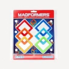 Magformers - Square 6 pcs Set