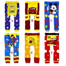 Legging Pants -  Mixed Designs 3 (*SIZE 90*)