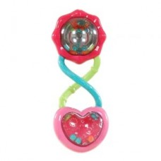 Bright Starts - Pretty In Pink? Rattle and Shake Barbell?