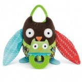 Skip Hop - Hug & Hide Activity Toys (Owl)