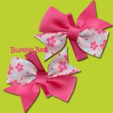 Bumble Bee - Hair Clips (HB0048)
