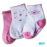 Bumble Bee - Flower Sayings Socks (3 pair)