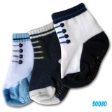 Bumble Bee - Shoelike Socks (3 pair)
