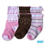 Bumble Bee - Simple Love Socks (3 pair)