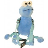 Adorable - 2-in-1 Fun Safety Harness - Blue Elmo