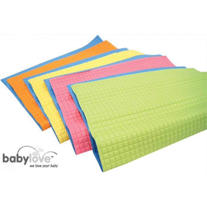 Baby Love Waterproof Rubber Cot Sheet Bl8005