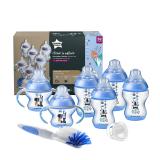 Tommee Tippee - CTN With Super Soft Teat Deco Bottle Newborn Starter Kit *Blue*