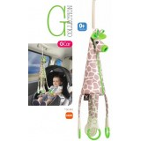 BenBat (Travel Friends)- G-Collection Big Mama Giraffe for Carseat