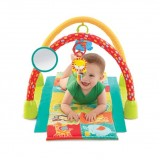 Bright Starts -  3-IN-1 Jungle Fun Tunnel *BEST BUY*