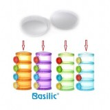Basilic - Lid for Milk Powder Dispenser 2 pcs (D092)