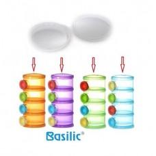 Basilic - Lid for Milk Powder Dispenser 2 pcs (D092)