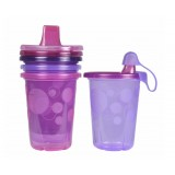 The First Years - Take & Toss Spill-Proof Sippy Cups 10oz (4pk)
