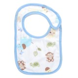 Adorable - Minky Bib *Just Another Happy Day*