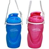 Thermos - PP Sport Bottle 450ml (Blue / Pink) DCD-450