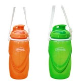 Thermos - PP Sport Bottle 700ml (Orange / Green) DCD-700