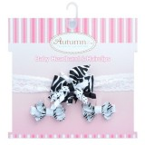 Autumnz - Baby Headband & Hairclips *Diva*