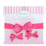 Autumnz - Baby Headband & Hairclips *Fancy*