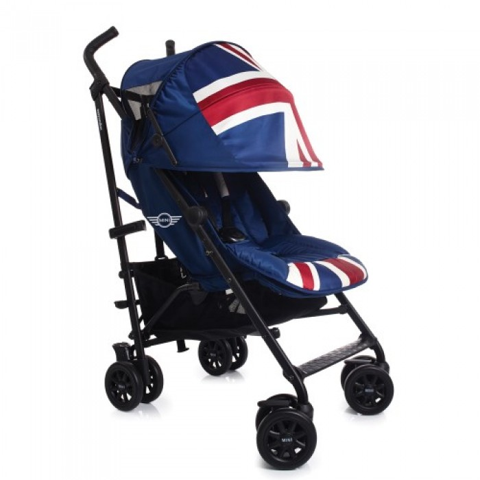 Easywalker Mini Buggy Stroller Union Jack