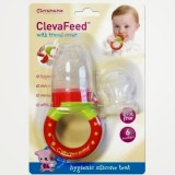 Clevamama - Clevafeed Baby Safe Feeder With Extra Teat