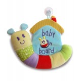 Little Bird Told Me - Softly Snail Baby on Board