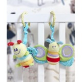 Little Bird Told Me - Rattle & Squeak Set (Breezy Butterfly & Burble Bee)