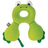 BenBat (Travel Friends)- Total Support Head *0 -12 months* (Frog)