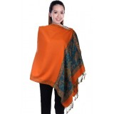 Autumnz Nursing Wrap - Flutter (Orange)