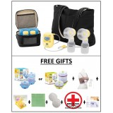 Medela - Freestyle (with 2-Phase Expression) [FOC FREE GIFTS worth 314.45]