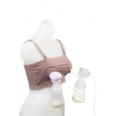 Autumnz - Hands Free Double Pumping Bra *Mocha*