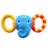 Bright Starts - Twist & Rattle Ele-Friend *BEST BUY*