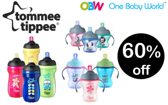 Tommee Tippee May 2019